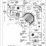 10 Армир. монол. перекр.над подвалом, верхняя и нижняя арматура