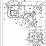 13 Опалубка монолит. перекрытия над подвалом
