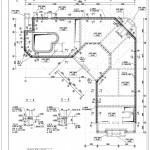 14 Опалубка монолит. стен 1 этажа