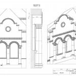 17 Окна с колоннами