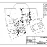 2 Система вентиляции 1 этажа