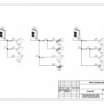 7 Аксонометрические схемы систем кондиционирования